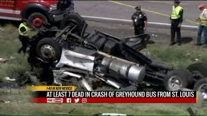 Greyhound Bus-truck Crash; 7 Dead - YouTube 1979 Chevy Silverado K20 Gmc Pickup Frontal Crash Test By Nhtsa Coke Truck Accident Youtube Caught On Video Semi Goes Airborne Erupts Into Fireball In Indiana Lego City 2017 Stunt Truck Lets Build 60146traffic Car Smashes Overpass Most Insane Crashes Compilation 8 Dash Cam Video Shows Horrific High Speed Crash Watch News Videos 2 Killed When Crashes Tree Along I80 Trucker Jukebox On I12 Louisiana 3 Rc Radio Control Bashing Hits Funny Accident In India Livestock I75