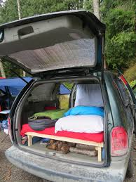 Plymouth Grand Voyager And Mazda 4x4 Homemade Campervan Van Conversions