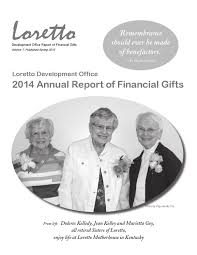 Schroll Cabinets Colorado Springs by Final 2014 Annual Report 1 By Loretto Community Issuu