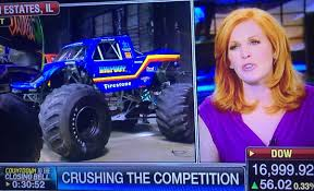 100 Monster Trucks Columbus Ohio Liz Claman On Twitter Actually 27 Yrs WSYXChannel 6