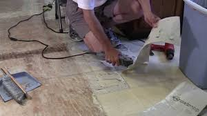 Armstrong Vct Tile Distributors by Removal Of Armstrong Linoleum W Clean Removal Of All Adhesive