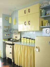 Eight Jaw Dropping Vintage Kitchens Yellow Kitchen AccessoriesYellow DecorRetro