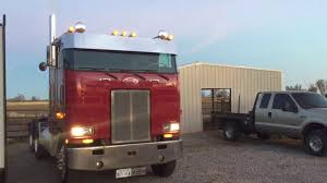 100 Cabover Truck For Sale 1982 PETERBILT 362 YouTube