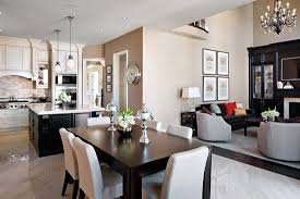Living Room Dining Combination Amazing 17 Combo Designs Ideas Design Trends For 12