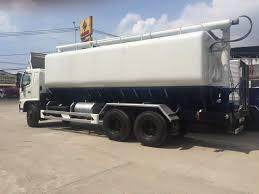 100 Feed Truck 25M3 Hino