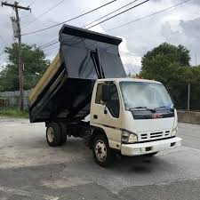 GMC W5500 Contractor Dump Body - TA Truck Sales Inc.