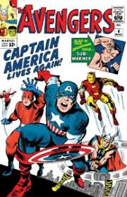 Collecting The Avengers 1963 1996 Comic Books As Graphic Novels