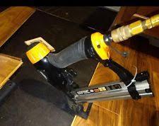 Flooring Nailer Vs Stapler by Hardwood Floor Nailer Ebay