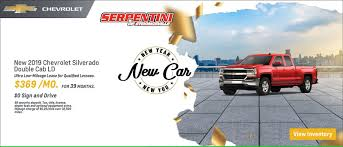 Chevrolet Dealer Serving Cleveland | Serpentini Chevrolet Of ...