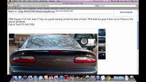 Cars For Sale Under 1000 On Craigslist | 2019 2020 Top Car Models