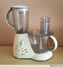 robot de cuisine bosch a vendre 2ememain be