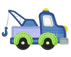 Tow Truck Applique Machine Embroidery Design Blue Green Boy ... Flatbed Truck Clipart Tow Stock Vector Cartoon Tow Truck Png Clipart Download Free Images In Towing A Car Collection Silhouette At Getdrawingscom Free For Personal Use Driver Talking To Woman Clipground Logo Retro Of Blue Toy With Hook On The Tailgate Flatbed Download Best Images Clipartmagcom Drawing Easy Clipartxtras Mechanictowtruckclipart Bald Eagle Image Photo Bigstock