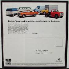 1975 Dodge Full Line Truck Color Sales Brochure Pickup Van Wagon ... Nos Dodge Truck 51978 Mopar Lil Red Express Faceplate Bezel 1975 Dodge Pickup Wiring Diagram Improve Junkyard Find D100 The Truth About Cars Ram Charger Gateway Classic 501dfw Power Wagon 4x4 Dnt 950 Big Horn Other Truck Makes Bigmatruckscom Elegant Chevy Diagrams 1972 Images Free Mohameascom 1989 W150 Rumble Bee And My W100 Ramcharger Dodge Truck For Sale Bighorn Pinterest Trucks Trucks 1952 Electrical Schematics