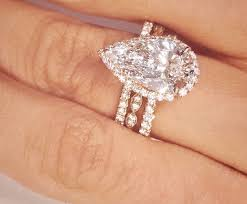 A Romantic way to say I Do All in Rose Gold with Fine White