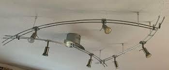 deckenle wohnzimmer mit halogen oder led len
