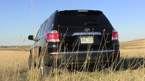 2013 Toyota Highlander Captains Chairs by Review 2013 Toyota Highlander Limited 4wd Luxurious And Quick