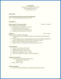 Resume High School Graduate No Work Experience Embersky Me ... Resume Samples Job Description Valid Sample For Recent High 910 Simple Rumes For Teenagers Juliasrestaurantnjcom 37 Phomenal School No Experience You Must Consider Template Ideas Examples Of Rumes Teenagers Inspirational Teen College Student With Work Templates Blank Students 7 Reasons This Is An Excellent Resume Someone With No