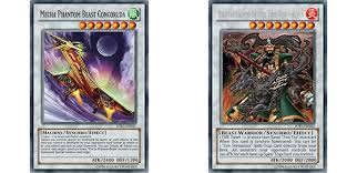 Mecha Phantom Beast Deck October 2014 by Viz Blog Cards In Synchro