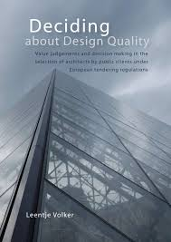 100 English Architects Deciding About Design Quality