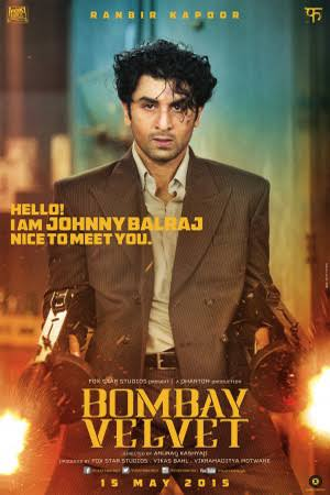 Bombay Velvet Hindi Movie Free Download 2015 720p BluRay