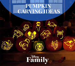 Tinkerbell Pumpkin Carving Patterns Templates by Disney Pumpkin Carving Ideas Disney Family