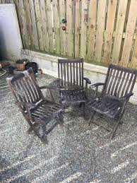 Four Canterbury Collection Folding Garden Chairs, With Arms   In Bodmin,  Cornwall   Gumtree Foldable Garden Table And Chairs In Canterbury Kent Gumtree Vintage Pressback Side Chair Church Wooden Stock Photos 21w Sand Fabric Gold Vein Frame Ding Waxed Oak Ladder Back Homeplus Fniture View Barons Collection Contract High 400 X Folding Event Hire Vitrine Chillax Kiwi Camping Nz Dentists Portable Wooden Dental Chair Used For School