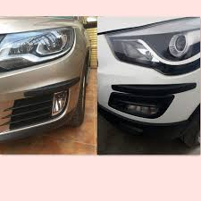 2017 new style Car protection strips Accessories for opel astra h