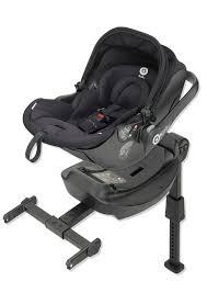siege coque bébé kiddy siège coque evolunafix avec position allongée noir kiddy