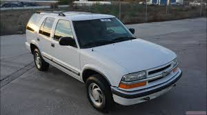 100 Blazer Truck 4x4 S10 LT Chevy GMC Jimmy Mini SUV Test Drive Video