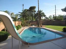 3 Bedroom 2 Bathroom Pool With Slide Diving Board In Phoenix AZ