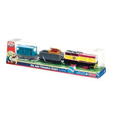 fisher price thomas friends trackmaster motorized train engine
