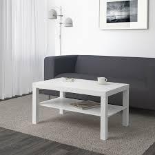lack couchtisch weiß 90x55 cm