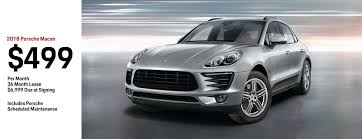 100 Porsche Truck Price New Special Lease Savings Offers Chandler