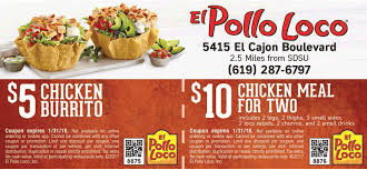 El Pollo Loco Coupons 2018 : Print Discount Subway Singapore Guest Appreciation Day Buy 1 Get Free Promotion 2 Coupon Print Whosale Coupons Metro Sushi Deals San Diego Coupons On Phone Online Sale Dominos 1for1 Pizza And Other Promotions Aug 2019 Subway Usa Banners May 25 Off Quip Coupon Codes Top August Deals Redskins Joann Fabrics Text Canada December 2018 Michaels Naimo Deal Hungry Jacks Vouchers Valid Until Frugal Feeds Free 6 Sub With 30oz Drink Purchase Sign Up For