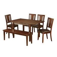 Shop 6-piece Kitchen Nook Dining Set-Breakfast Nook And 4 Dining ... Kitchen Corner Nook Table With Bench Booth Ding Room Set Dinettes And Breakfast Nooks Piece Coaster Brnan 5 A1 Fniture Mattress Storage Tables Amazoncom With Chair Elegant Sets Ideas Cozy Beautiful Feature Black Stained Wooden Pedestal 30 Shop Oxgr3w 3piece Breakfast Nook Table 2 Wood Ding Room Ashley Best Design And Material Small Chairs Architectural
