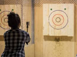 50 Reasons To Fall In Love With Toronto Bad Axe Throwing Where Lives Youtube Think Darts Are Girly Try Axe Throwing Toronto Star Outdoor Batl At In Youre A Add To Your Next Trip Indy Backyard League Home Design Ideas The Join The Moving Into Shopping Mall Yorkdale Latest News National Federation Menu