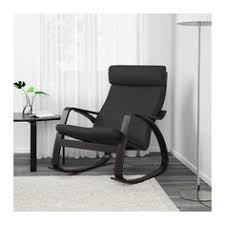 Ikea Poang Rocking Chair Weight Limit by Poäng Armchair Black Brown Glose Black Dark Brown Armchairs