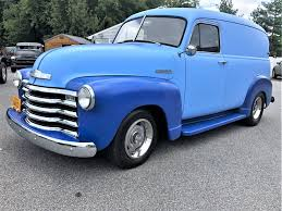 100 Chevrolet Panel Truck Awesome 1952 C10 1952 Chevy 2019