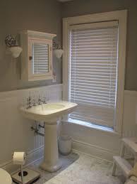 Bathroom Beadboard Wainscoting Ideas by Bathroom Beadboard And Tile Bathroom Modern Double Sink