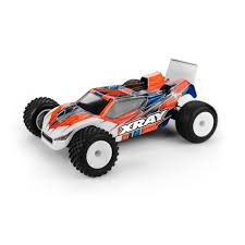 100 Rc Truck Bodys XRA329704 Body 110 2wd Stadium Front Rear Shock Position