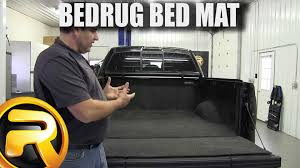 F150 Bed Mat by How To Install The Bedrug Carpet Bed Mat On A Ford F150 Youtube