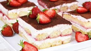erdbeer tiramisu cook bakery