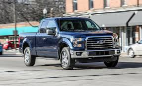 2018 Ford F-150 2.7L EcoBoost V-6 4x2 SuperCrew Test | Review | Car ...
