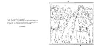 The Official Mortal Instruments Coloring Book 9781481497565in04