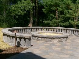Product Highlight Belgard Walls For Fire Pits And Beyond Outdoor
