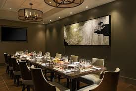 One18 Empire Private Dining Room