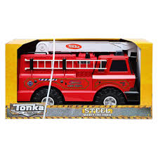 TONKA Steel Mighty Fire Truck At John Lewis & Partners