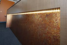 Capco Tile And Stone Boulder by Katnich Building U0026 Design Led Lighting Detail Under The