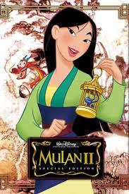 Mulan 2-Mulan II