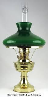 Aladdin Oil Lamps No 23 by W T Kirkman Oil And Electric Lanterns W T Kirkman